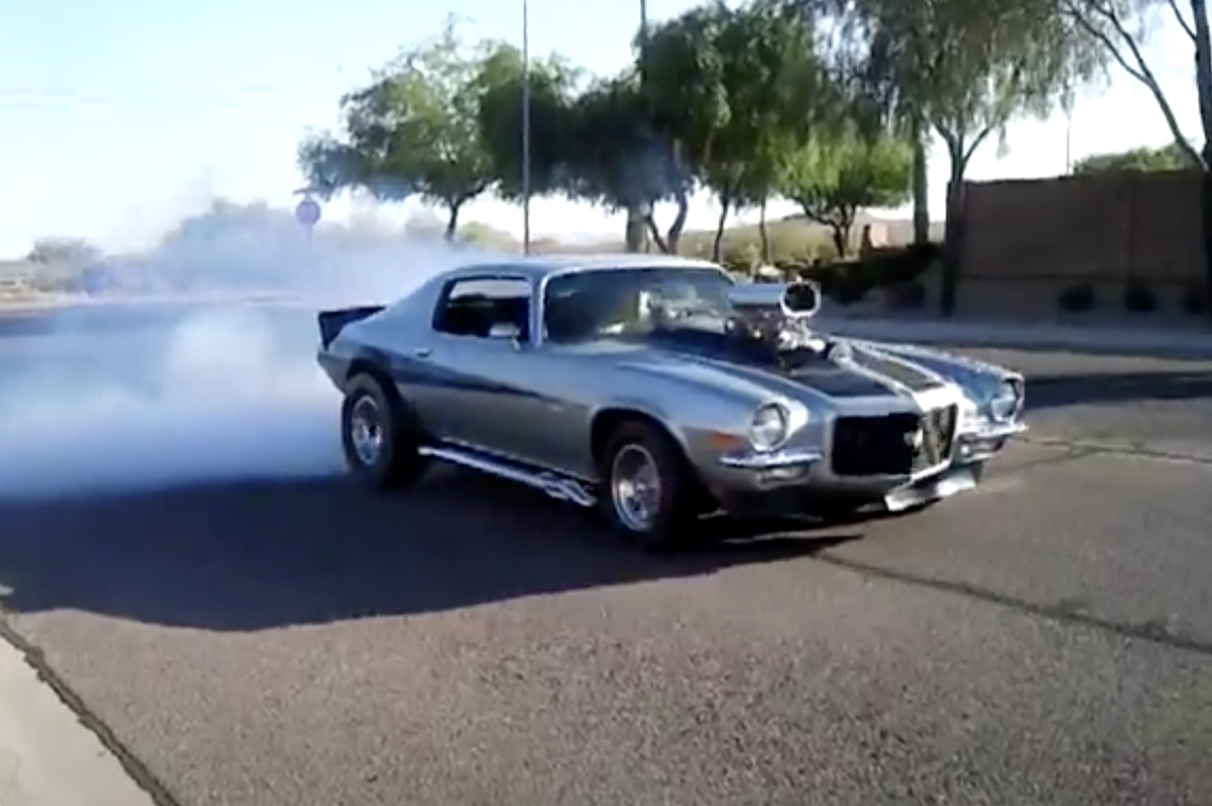 Use In It's Intended Manner: This Baldwin-Motion Camaro Tribute Pays Tribute!