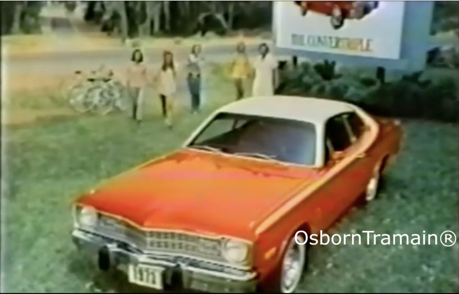 """Classic YouTube: The 1973 Dodge Dart Sport """"Convertriple""""…All The Excitement Over A Fold-Down Seat?"""