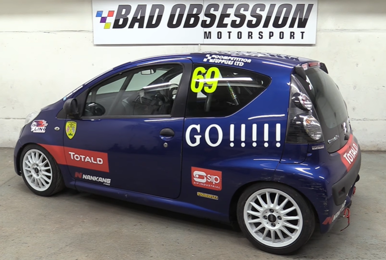 The Final Installment Of Bargain Racement, Bad Obsession Motorsports City Cup Race Car Build On The Cheap