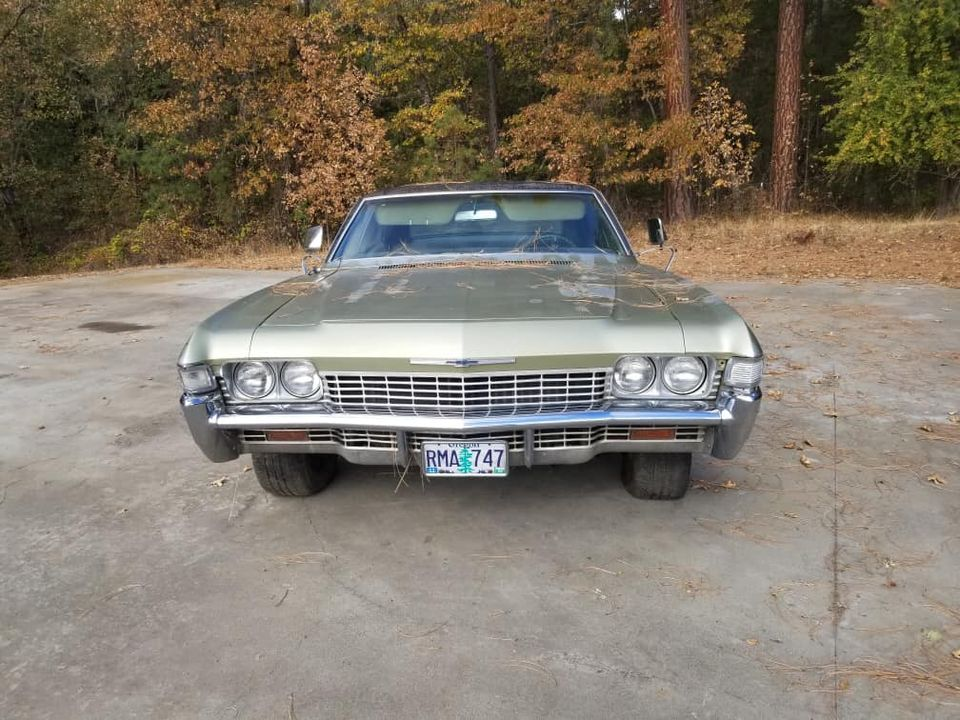 Rough Start: 1968 Chevrolet Caprice 396…Camper Special?!