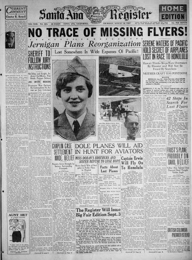 Listen Up: The Story Of The 1927 Dole Air Race Is One of The Most Tragic And Insane Missives In American Aviation History!