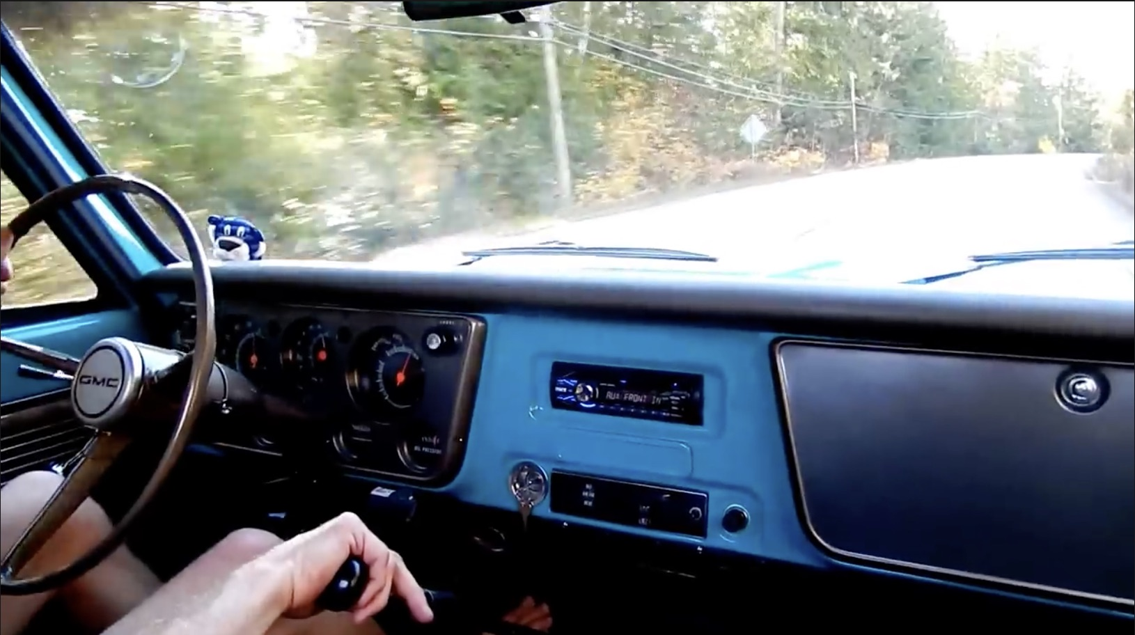 The Parting Shift: Ever Heard Someone Beat Through The Gears With A GMC V6?