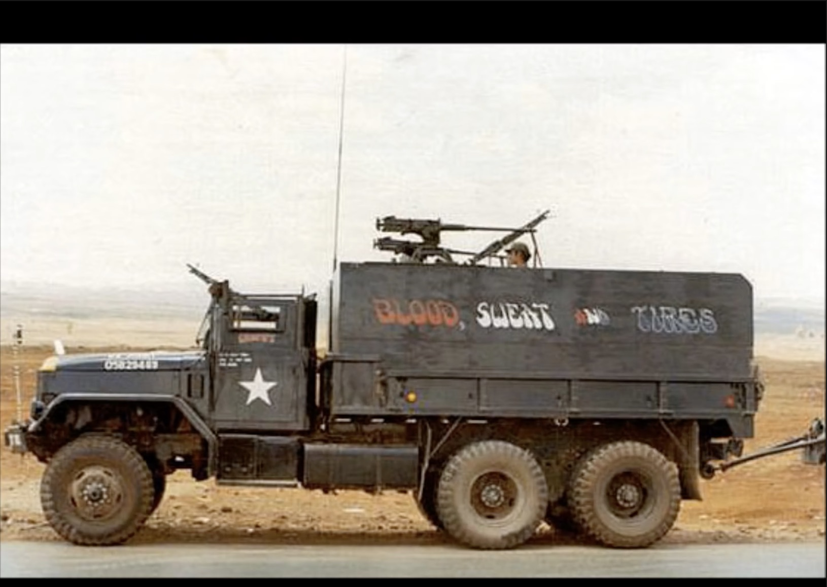 Technically Proficient: The Vietnam-era Gun Truck