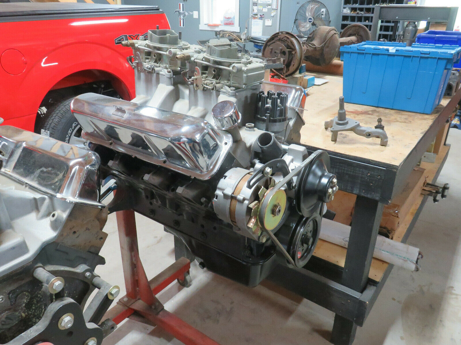 Furious Ford: We Found A High Riser 427ci FE Engine For Sale – The Blue Oval Brawler Engine From 1964