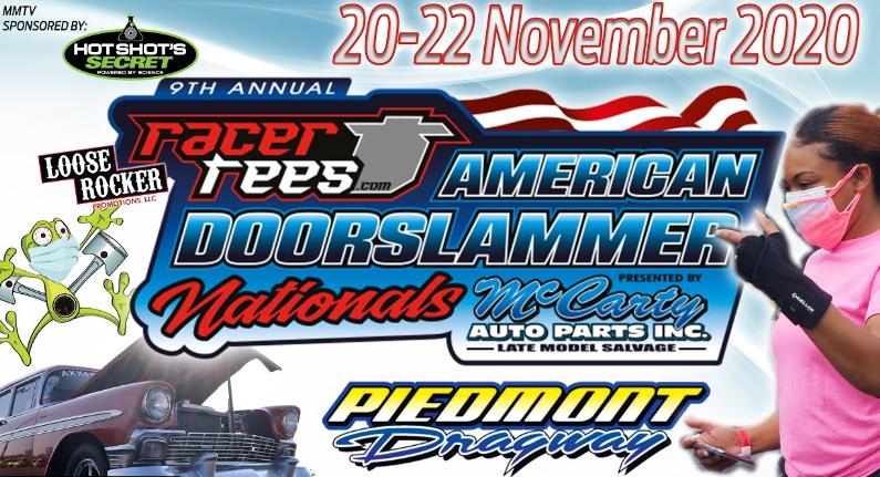 Watch The American Door Slammer Nationals LIVE Right Here!