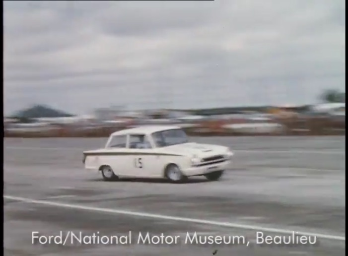 Proof Test: This 1964 Film Made At Sebring Highlights The Lotus Cortina In Action!