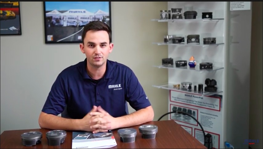 Alloy, Ahoy! Let MAHLE Motorsport Educate You On The Difference Between 2618 and 4032 Alloy!