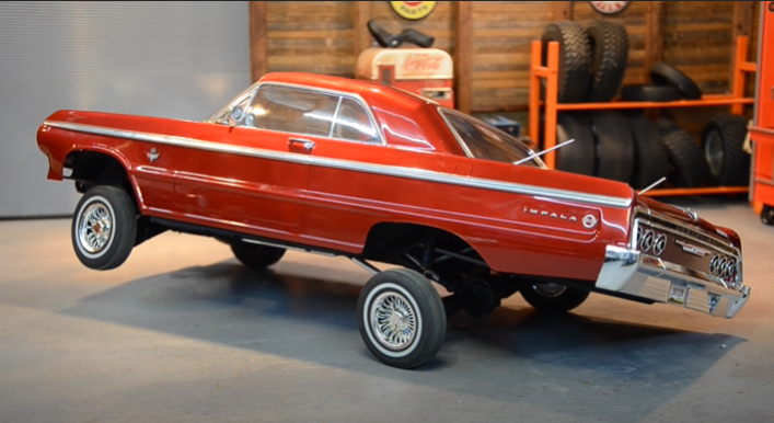This Redcat '64 Is An RC Impala Hopping Lowrider That Would Make Any Hot Rodder Happy For Christmas
