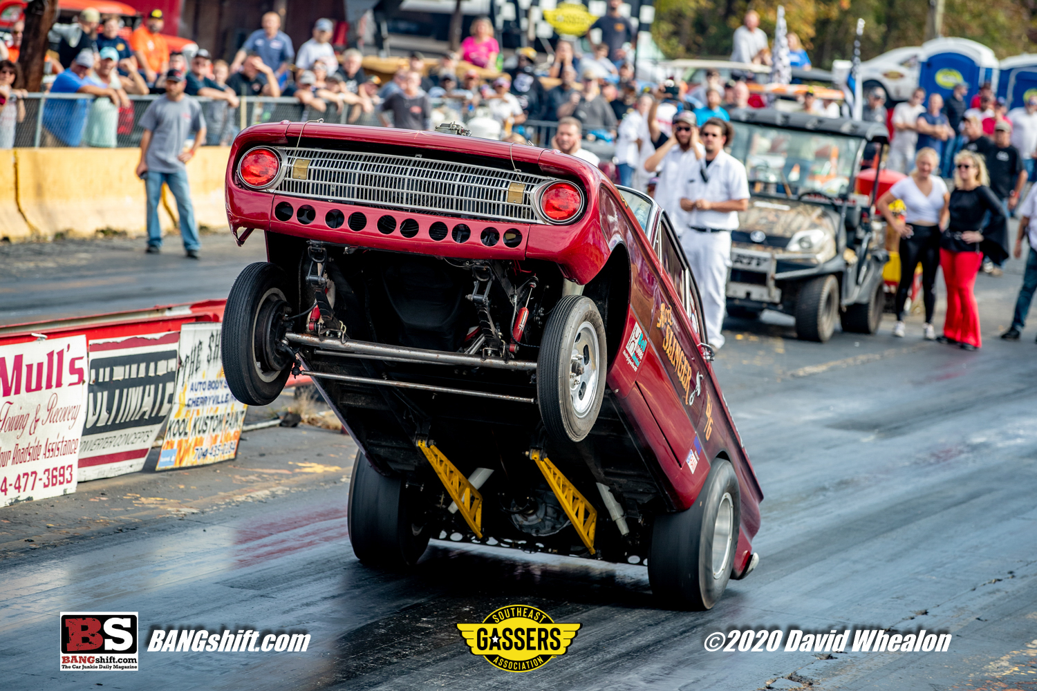 Wheels Up, Revs Up, Fun Up! Action Photos From The Southeast Gassers Association At Shadyside Dragway