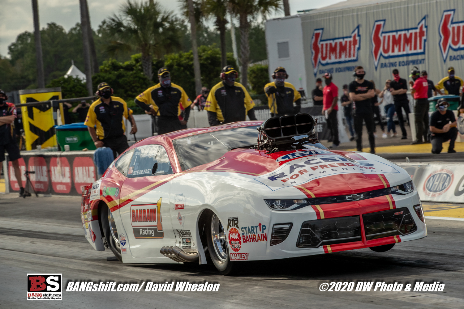Faster Yet: Stevie Fast Jackson Talks About Being A Back To Back NHRA Pro Mod Champ – Loses 11lbs In The Process!