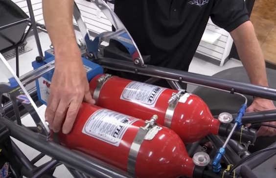 Tim McAmis Talks Fire Systems: Every Race Car Should Have One, Watch And Learn