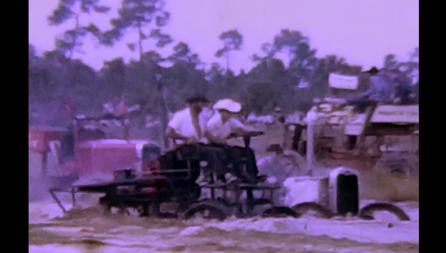 Soaked History: This Footage From The 1965 Swamp Buggy Races In Naples Is Totally Wild