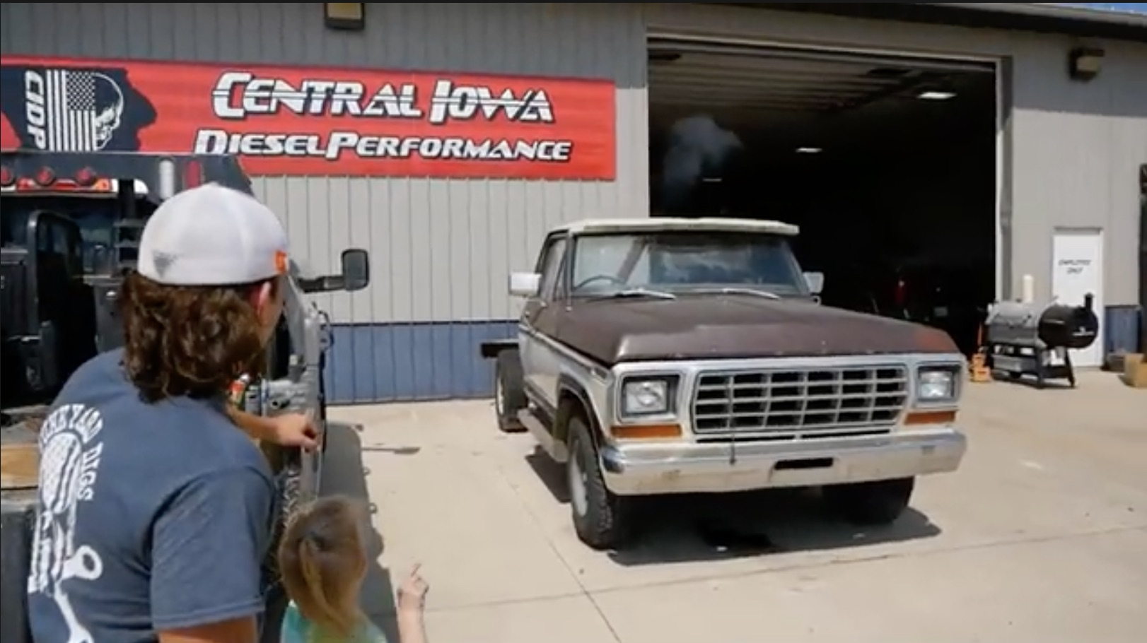Bored Farmer: Here's What A Perkins-Powered Ford Sounds Like!