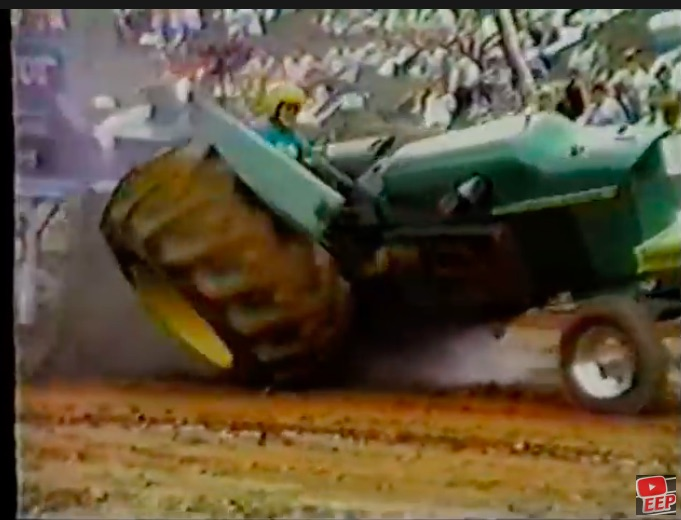 Oops! This Collection Of Old School Wild Rides, Carnage, and Funny Moments In Pulling Is Great