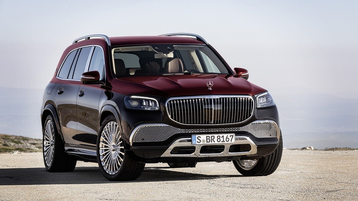 Big Ticket Items: Which Of The Mega-Bucks SUV Would You Choose To Haul Your Royal Family In?