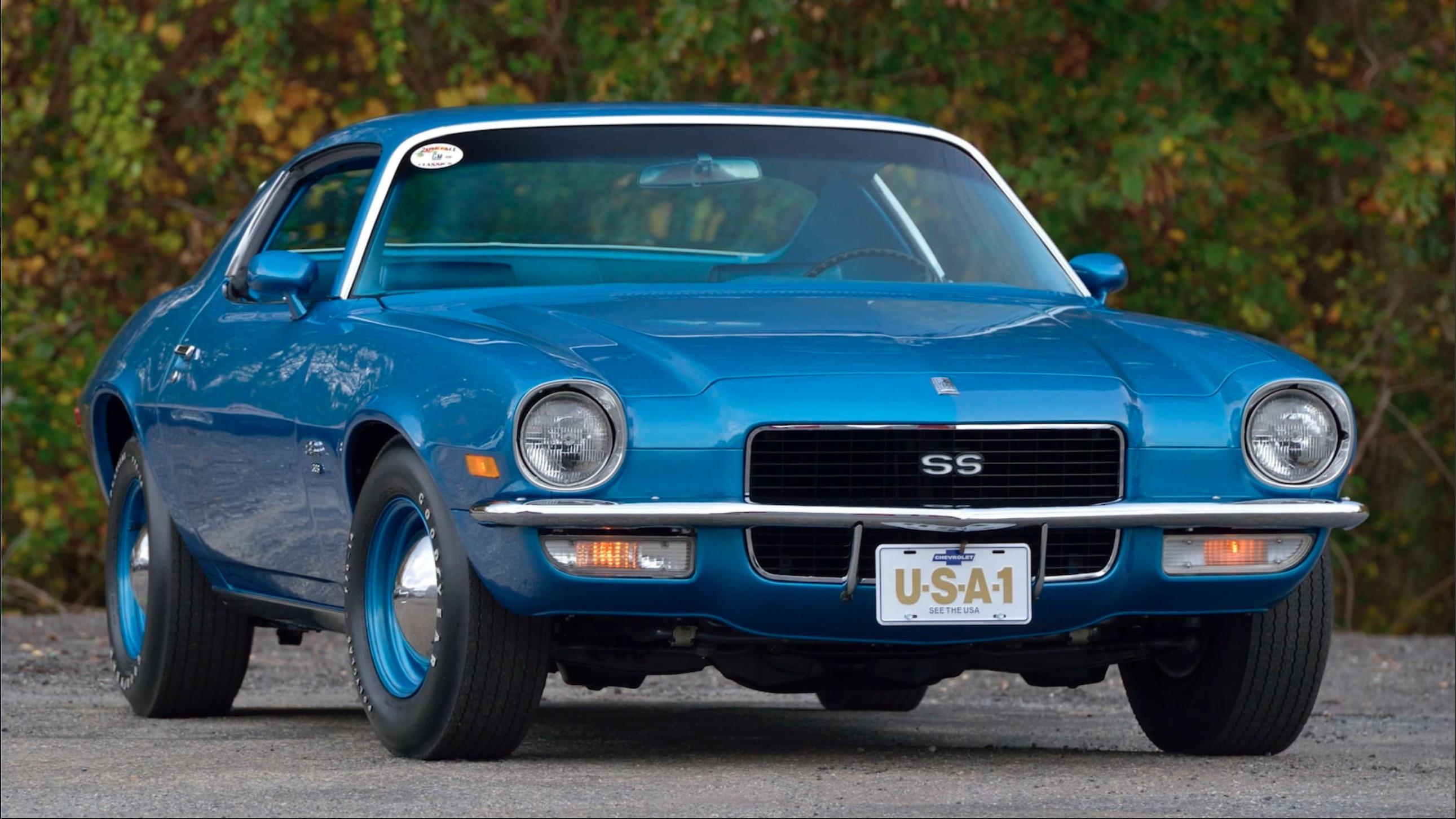 Money No Object: 1970 Chevrolet Camaro SS L78
