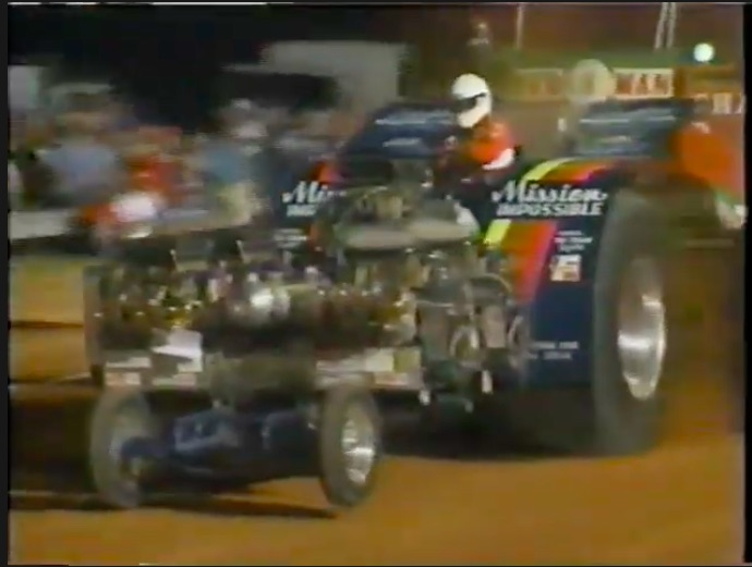 Multi-Engine Throwdown: This 1989 TNT Series Pulling Broadcast Is A Legit War Between Legendary Pulling Families