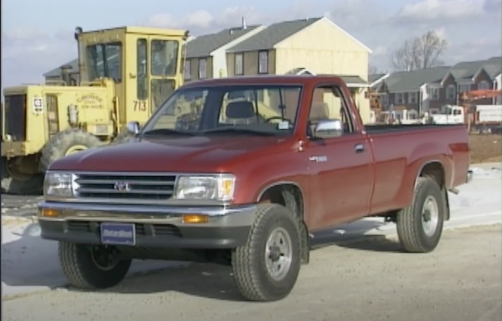 The Toyota Man Cometh: This Review Of The 1993 Toyota T100 Was A Wildly Prescient Look Into The Future