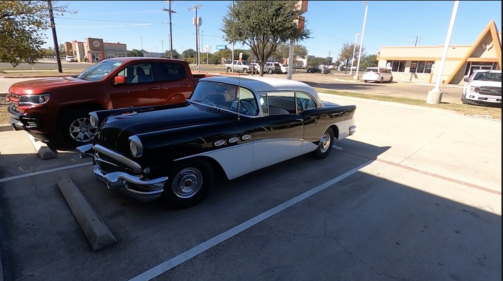 Prodigal Buick: Driving A 1956 Special Back Home Where It Belongs