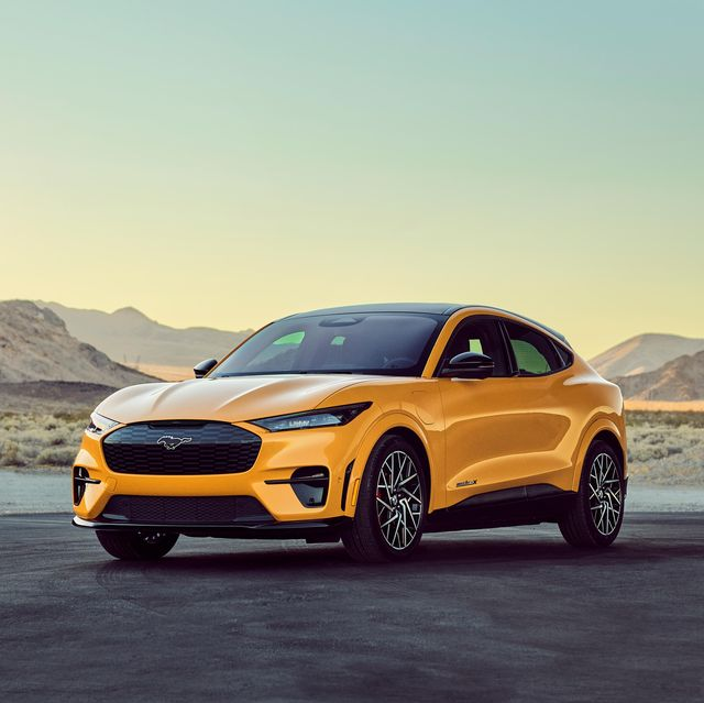 Mustang Mach-E Performance Edition Announced: Hangs With Tesla On Performance Beats Them On Price