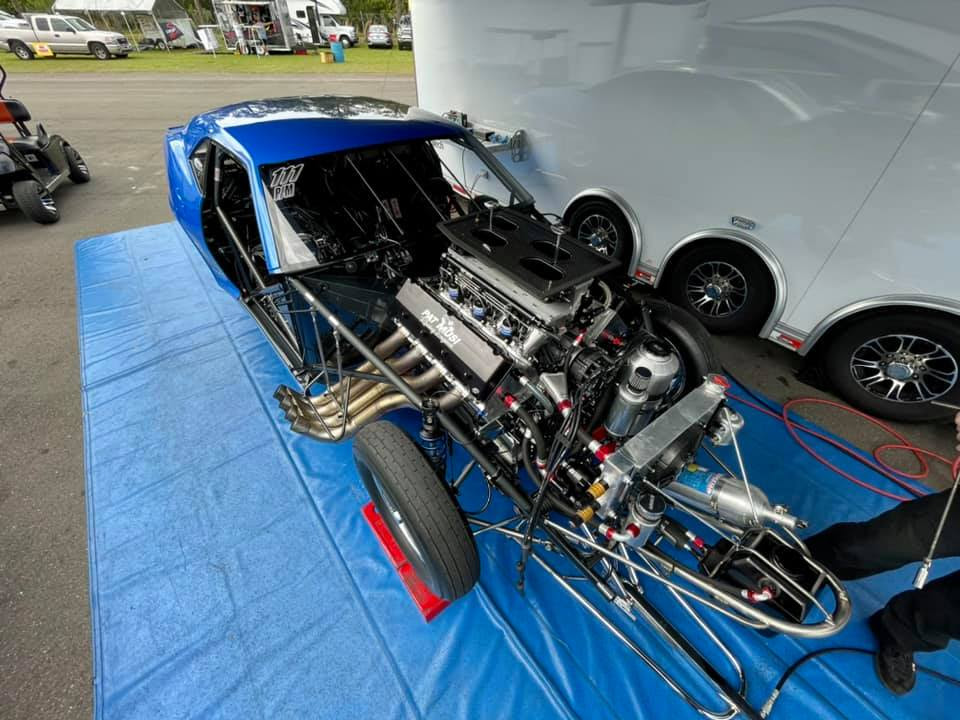 Pat Musi Racing Engines Unveils Smashing New Nitrous Combo – Still 959ci But Now With 12.6″ Deck Height – Monster!