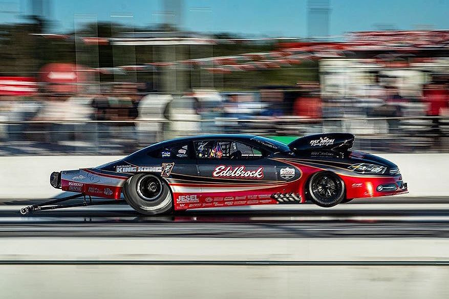 Here Comes Kong: Lizzy and Pay Musi Have Planned A Nitrous Assisted Assault On Pro Mod This Weekend In Florida