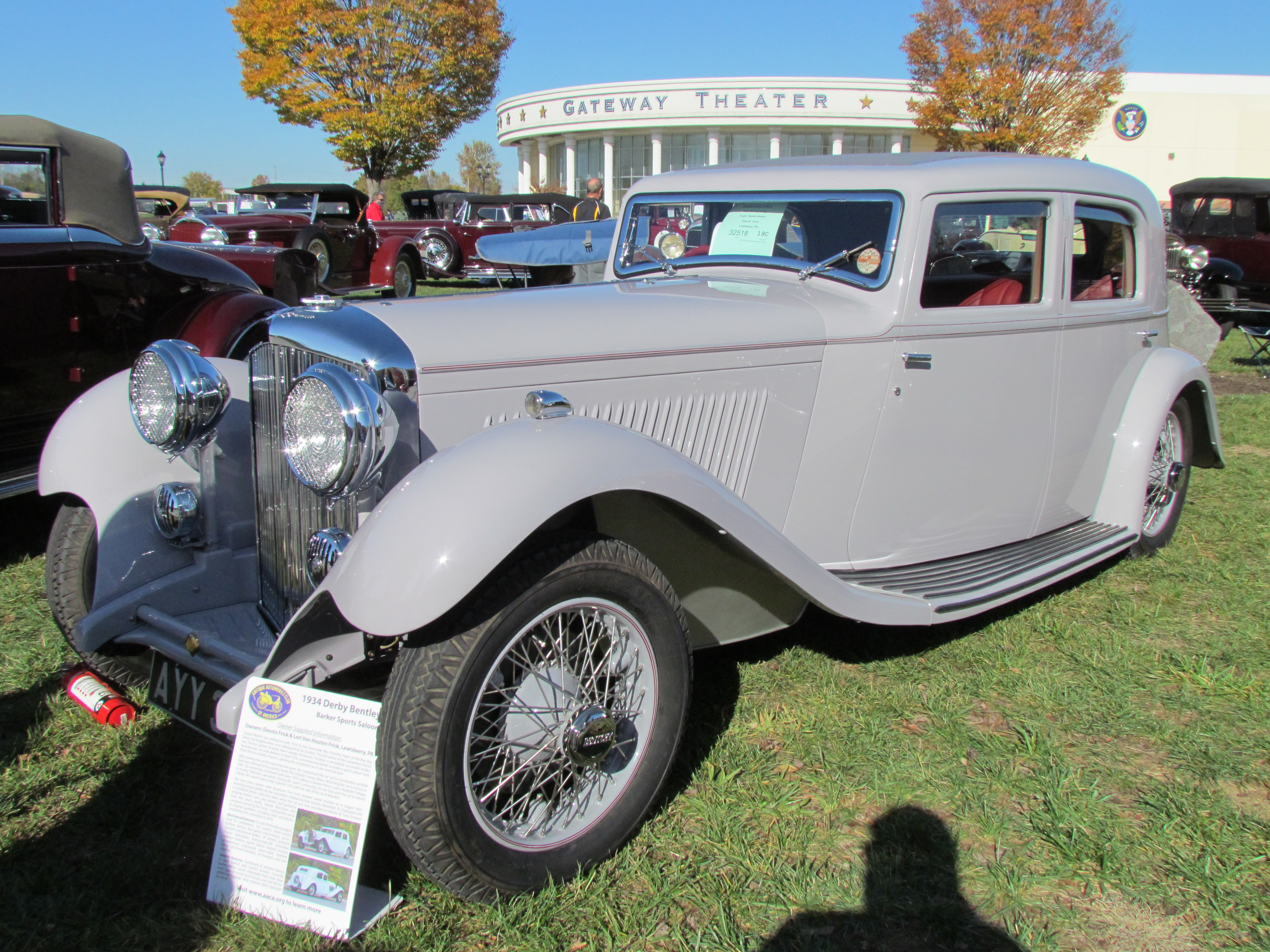 2020 AACA Fall Meet Photo Coverage: Our Last Blast Of Amazing Automotive Images From This Huge Show