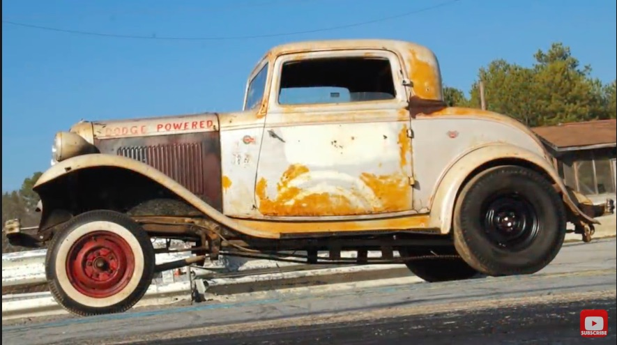 Gasser Greatness: This 1932 Ford Gasser Has Amazing History and A Killer Backstory – You'll Love This