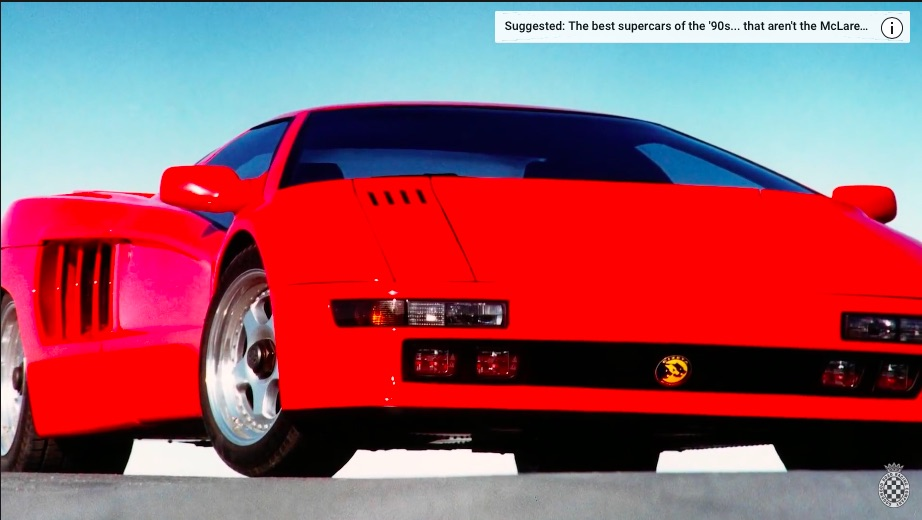 Gettin' Weird: This Video Profile Of Five Odd and Bizarre 1990s Supercars Is Awesome – Remember Any Of Them?