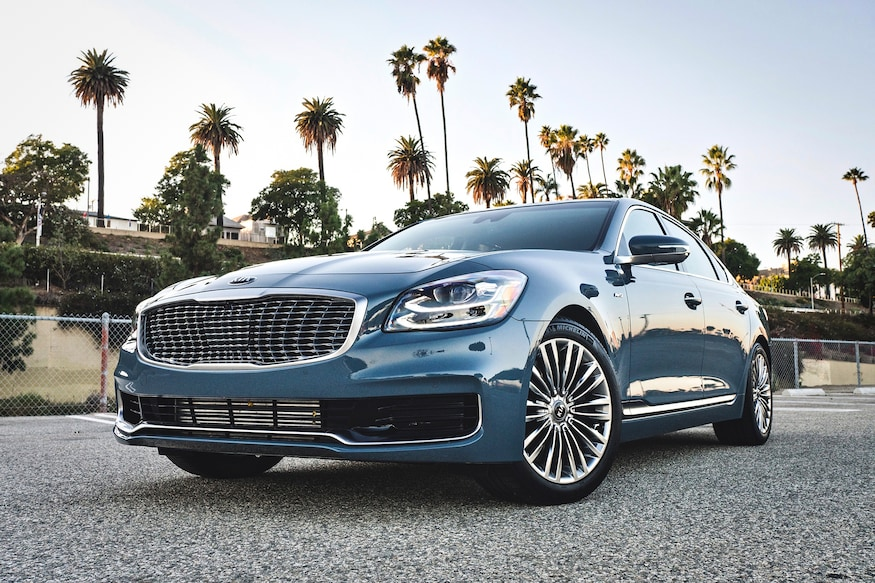 Can A Facelift Salvage Sales For The Awesome Kia K900? The Price Is Right, Why Is No One Buying?