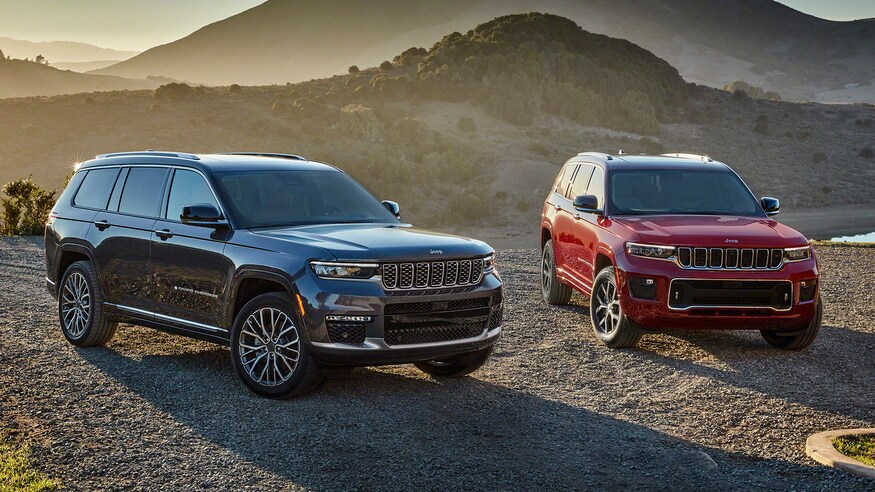 2021 Jeep Grand Cherokee: The Fifth Generation Of The Iconic SUV Is On The Way