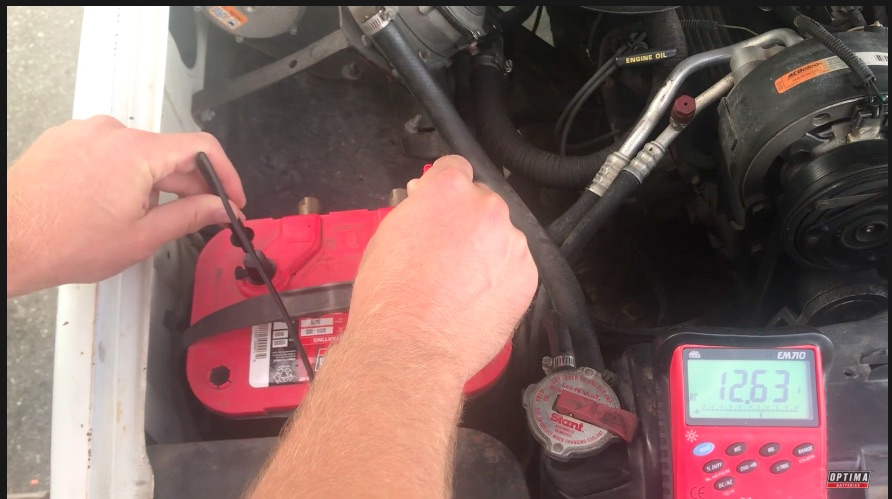 Quick Tech Tip: Here's The Most Accurate Way To Measure Battery Voltage From Our Pals At Optima
