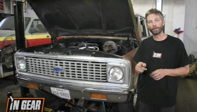 Easy Bolt On Quick Ratio Steering For 1968-1987 C10 Pickups: InGear Garage Install Video