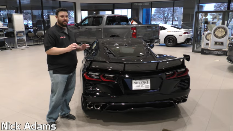 Scoggin-Dickey C8 Corvette Tech Tip: Dual Clutch Transmission Issues Solved And Bonus Tips Too. Must Watch If You Road Race, Or Just Do Lots Of Donuts.