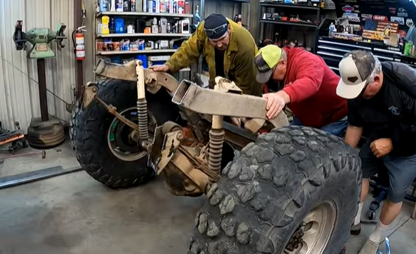 Why Would You Cut A Perfectly Good Jeep In Half? To Make It Perfectly Gooder!