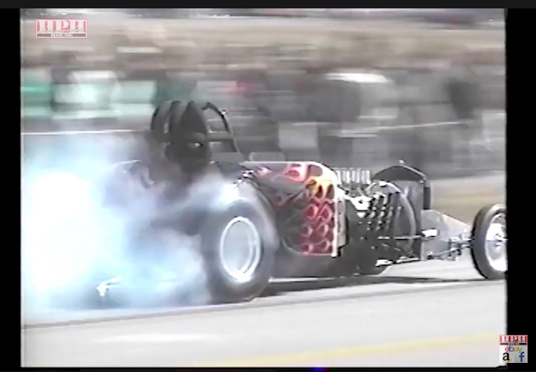 Nostalgia No Pre Drag Racing In 1994: The Attempted Revival Of Half Moon Bay Drag Strip Was A Wild Affair (Video)
