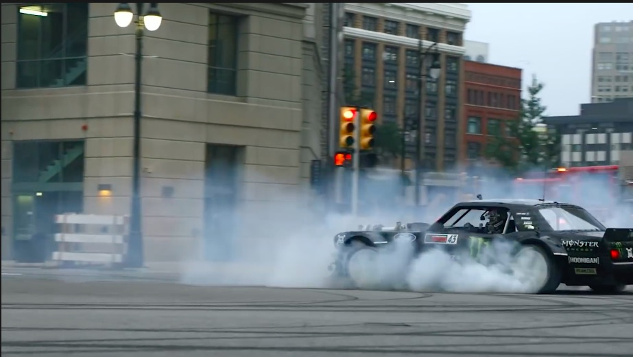 The Hoonicorn's Last Ride? Ken Block and Ford Split, This Could Be The Last Time He Mangles Four Tires At A Time