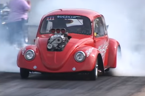 If You Think Outlaw Drag Racing Is New, Think Again. Watch The Huntsville Outlaw Nationals From 2006 Here