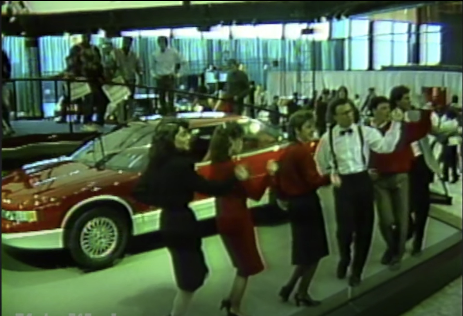 Classic YouTube: The 1988 Chicago Auto Show