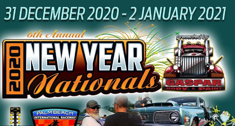 The New Year Nationals Are LIVE! The Final Race Of 2020 And The First Bracket Race Of The 2021 Season All In One!
