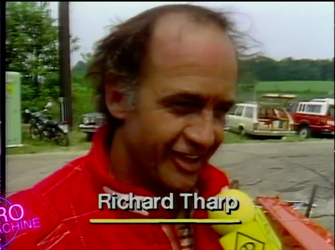 Nitro Time Machine: Richard Tharp and Shirley Muldowney Take Their Top Fuel Blood Feud To The 1983 Columbus Final