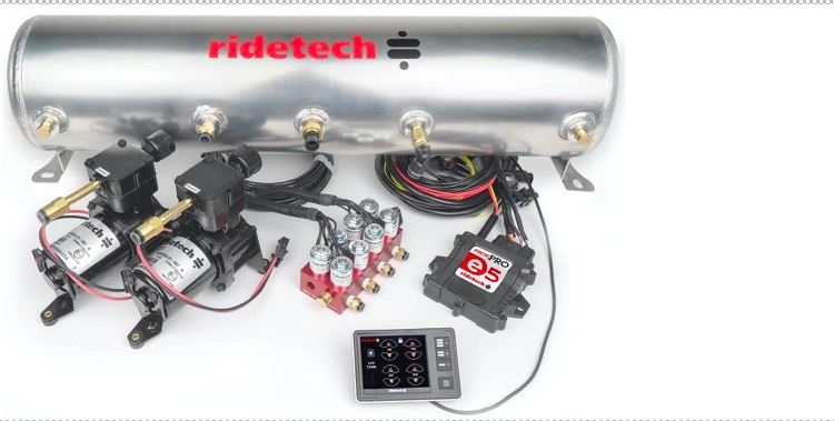 The Ridetech RidePRO E5 Is The Most Advanced Air Suspension Control System In History