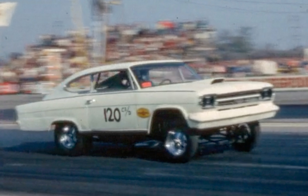 Long Lost Film Of '66 Winternationals Found! Sunday Eliminations With Packed Pomona Grandstands!