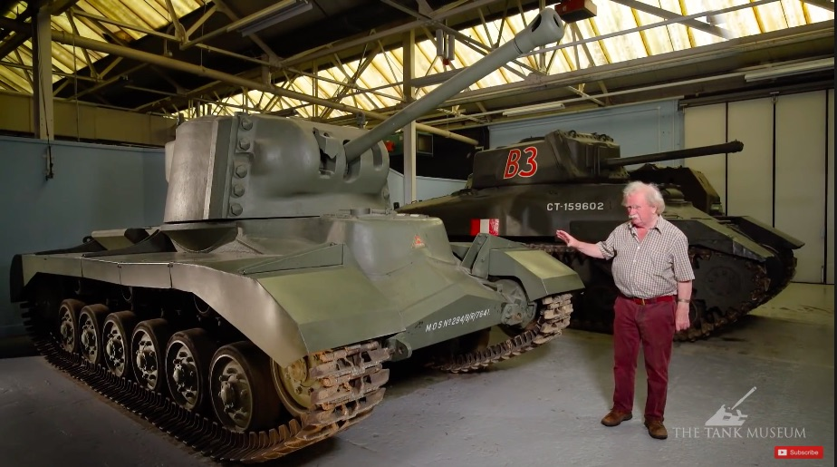 The Worst Tank Ever: This Look At The WW2 Valiant Assault Tank Is A Study In Failure
