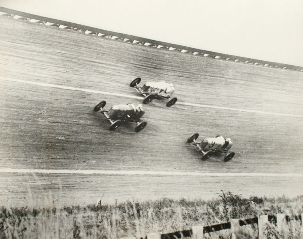 Suicidal Speed and Splinters: The History of Board Track Racing In America