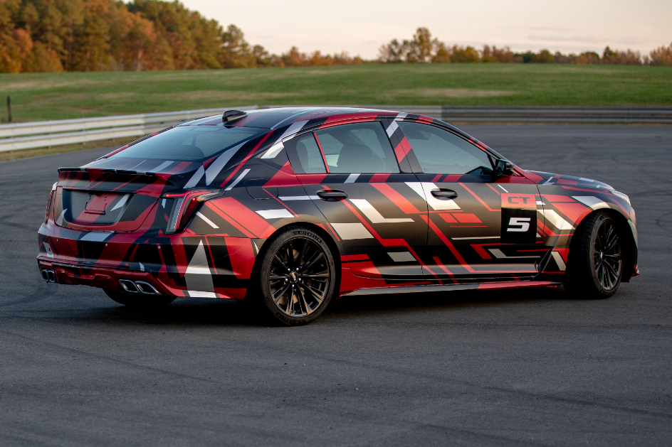 Enter the Blackwing: Cadillac Has Two Blackwing Sedans Coming And They're Ready To Throw Down