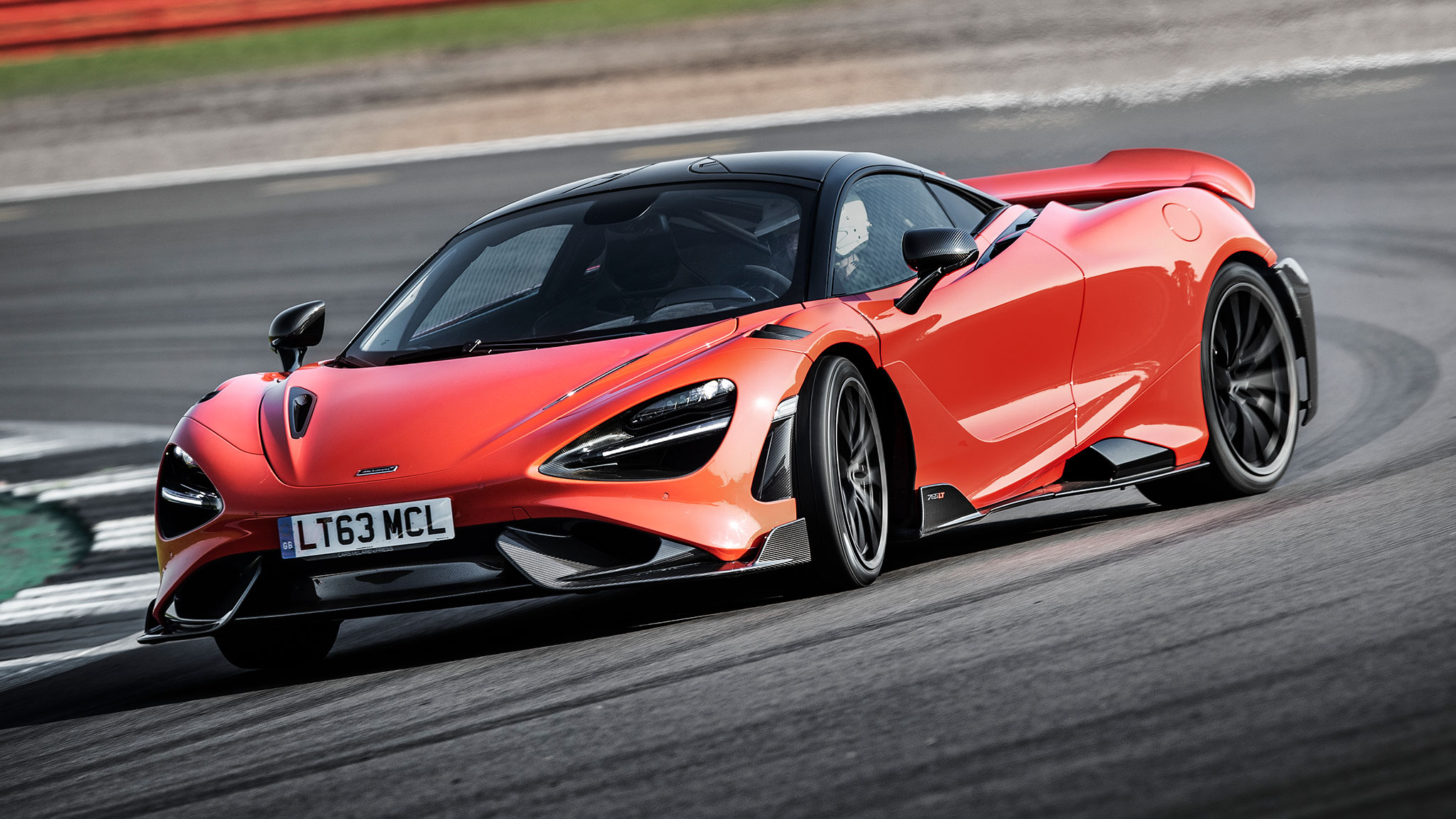 9s The Easy Way: The New McLaren 765LT Runs The Quarter In 9.33 Seconds, Drains Your Bank Account Faster