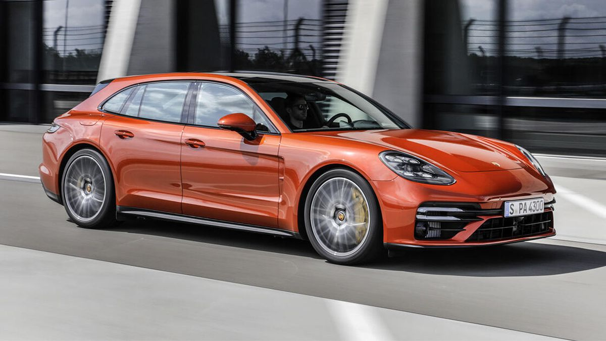 2021 Porsche Panamera S Stands As The Baddest Super Sedan In The World…For Now