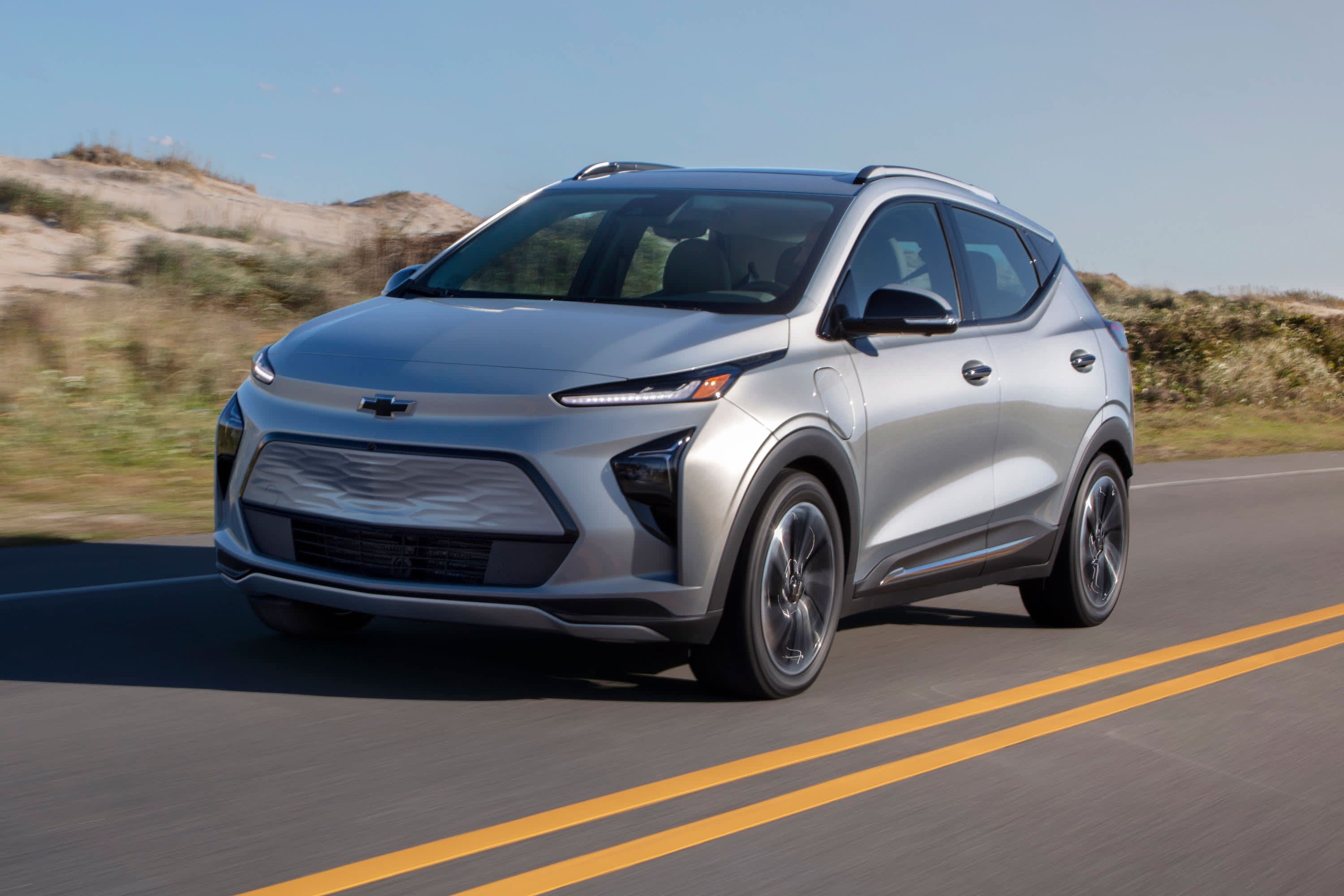 The 2022 Chevrolet Bolt EUV Is The Least Expensive EV To Hit The Market – Should Tesla Worry Yet?