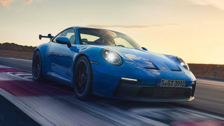 The 2022 Porsche 911 GT3 Is The German Version Of A Muscle Car – Stripped Down, Fast As Blazes, Still Big Bucks